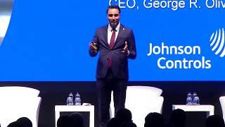Four Effects 2019 - Johnson Controls Paneli - Volkan Güven