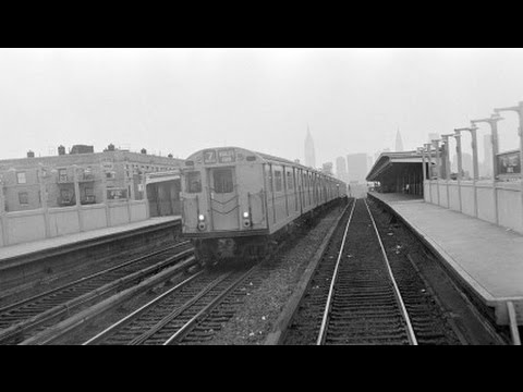 New York World's Fair Subway Commercial (1964)