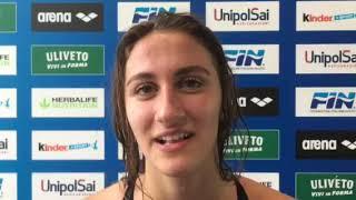 Simona Quadarella 14.4.2018