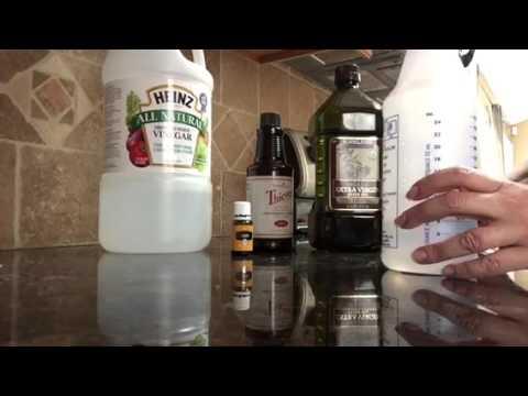 DIY Furniture Polish Spray