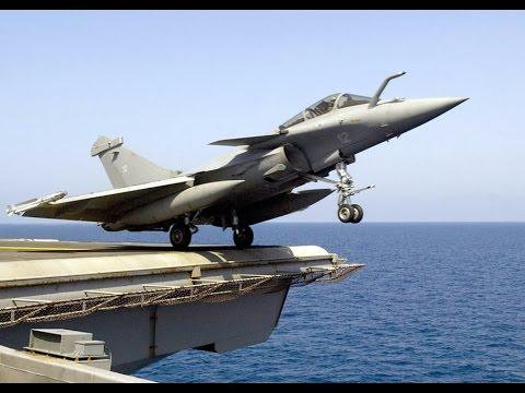 """航母舰载机密档——法国""""阵风""""战斗机"""