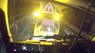 Za kierownicą Volvo ze śmigłem, At the wheal hauling long blade - Iwona Blecharczyk 2019/31
