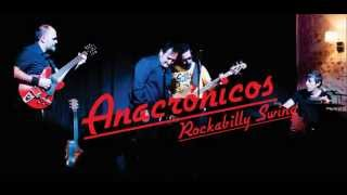 Bertha Lou - Anacrónicos - Rockabilly Swing
