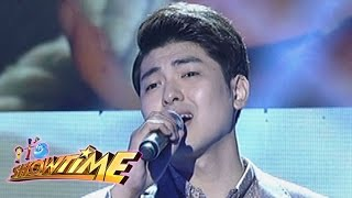 "It's Showtime: Yohan Hwang sings ""Ikaw"" (Korean Version)"