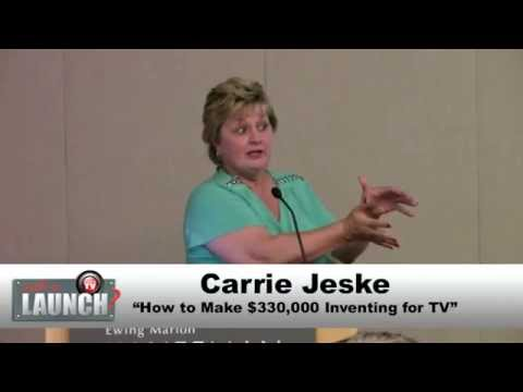 Carrie Jeske - Create Invention Ideas For As Seen On TV.  License Market Ready Products.