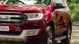 2017 Ford Everest 4x4 3.2L Titanium Car Review