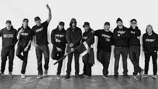 Drop Dead Crew Cypher 2015: Wafande/Kaka/Amro/J-Spliff/Mund De Carlo/Dean Thompson/Awada/LUXXX/RH