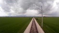 Train cab ride Bulgaria: Sofia - Burgas [via Karlovo]