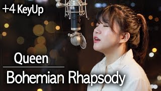 Download (+4 key up) Bohemian Rhapsody -  Queen cover | Bubble Dia
