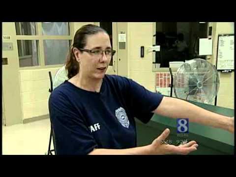 News 8 Goes Inside Lancaster County Prison