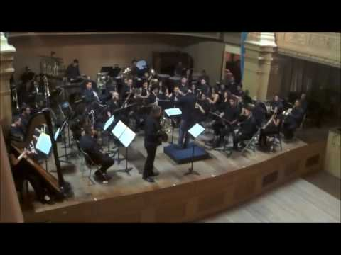 Cape Horn, para trompa e orquestra de sopros, Otto W.Schwarz