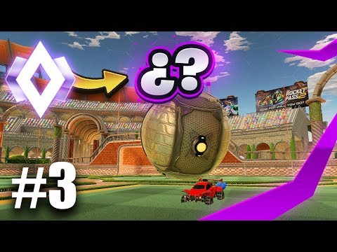 SUBIENDO A ??? EN 1v1 #3 | Rocket League thumbnail