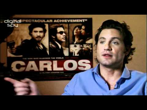 Édgar Ramírez on 'Carlos'