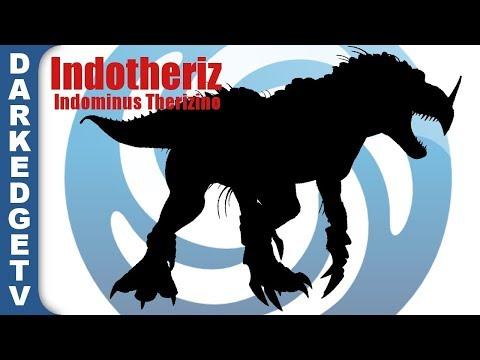 Spore - Indotheriz - Indominus/Therizinosaurus thumbnail