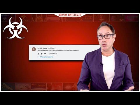 Corona - Norman Investigativ beantwortet Fragen