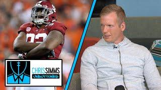 NFL Draft 2019: Chris Simms' final 32 First Round Picks  | Chris Simms Unbuttoned | NBC Sports