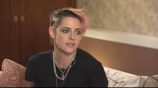 Kristen Stewart on playing actress Jean Seberg and why she loves France