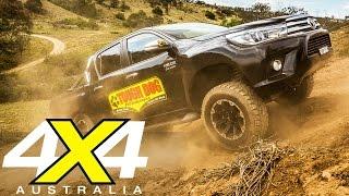 Tough Dog 4WD Suspension | 4X4 Of The Year 2015 | 4X4 Australia