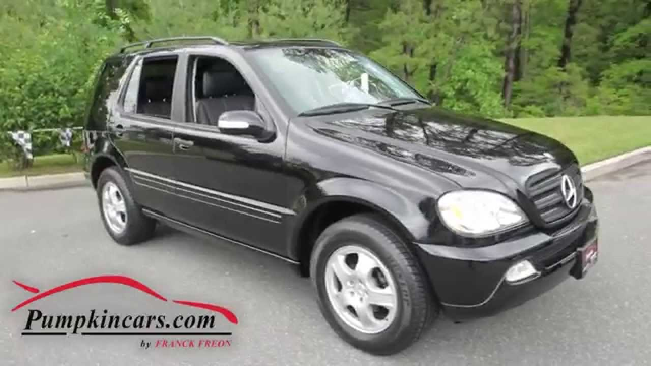 2004 mercedes benz ml350 4matic 73k miles youtube for 2004 mercedes benz ml350 4matic