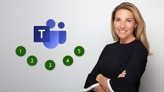 5 tips on how to succeed with Microsoft Teams