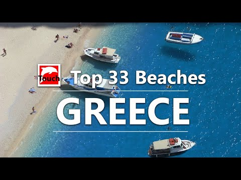TOP 33 Beaches of Greece, 7 min.