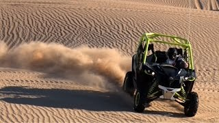Fisher's ATV World - Can-Am Maverick Turbo - Glamis Sand Dunes (FULL)