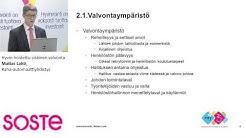 Hyvin hoidettu sisäinen valvonta, Matias Lahti, Raha-automaattiyhdistys, SOSTEn verkkoluento