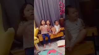 "Cherry, Sunny, Mio ""tam ca"" bài hát - Lý Hải"