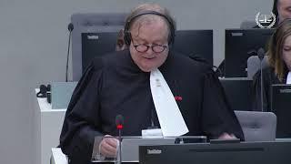 Affaire Gbagbo et Blé Goudé: Audience d'appel, 6 février 2020, Troisième session, Français