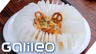 Radi-Kuchen - Rettich auf chinesisch | Galileo | ProSieben