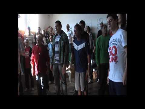 Brilho da Lata no Presídio Central de Porto Alegre - Projeto Direito no Cárcere - 2 parte