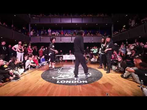 JUSTE DEBOUT LONDON 2019 | LES TWINS VS SHIN & ICE | HIP HOP SEMI FINAL BATTLE