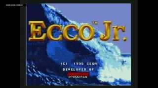 Ecco Jr. - Sega Genesis / Mega Drive - VGDB