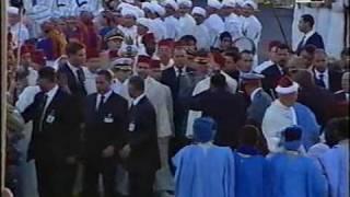 حفل زواج سمو الملك محمد السادس ملك المغرب