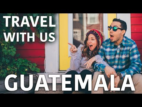 Travel with Us to Guatemala | 2018 Plans