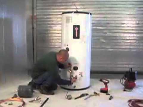 Install Solar Water Heater Closed Loop System @ SolarRoofs.com