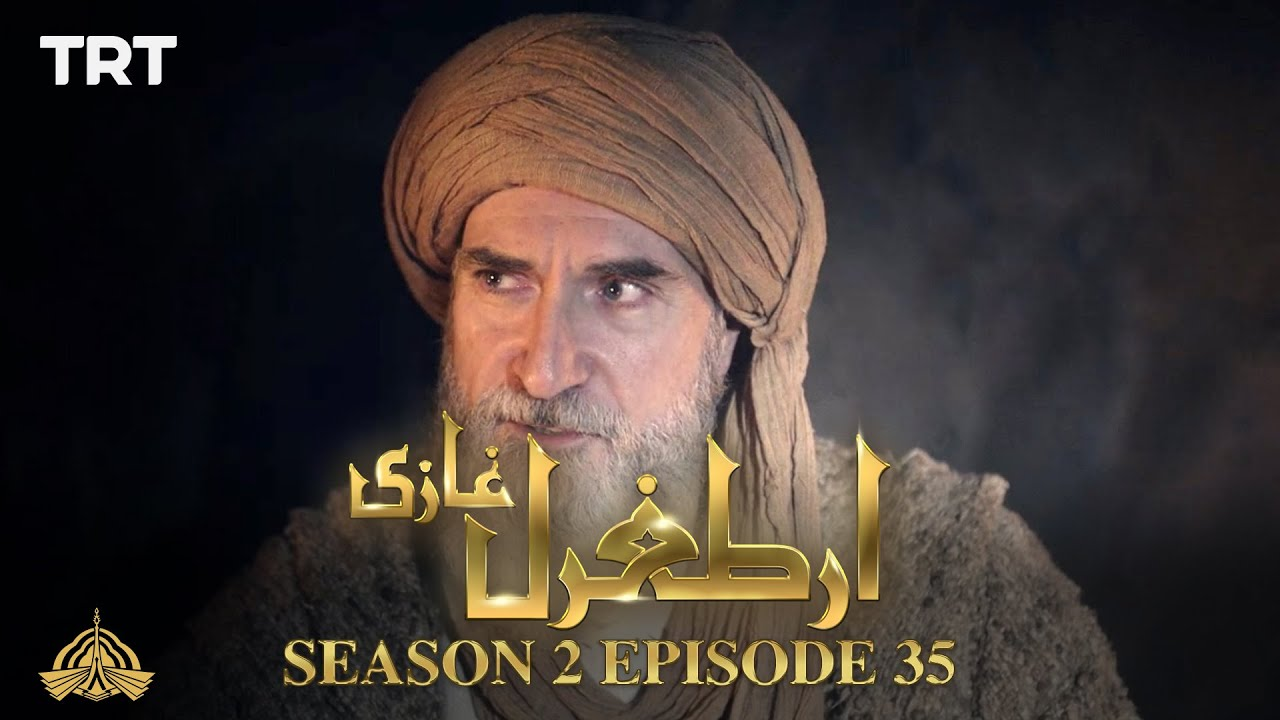 Ertugrul Ghazi Urdu - S02E35