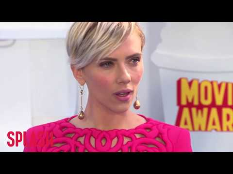 Scarlett Johansson Hooked Up With SNL's Colin Jost | Splash News TV