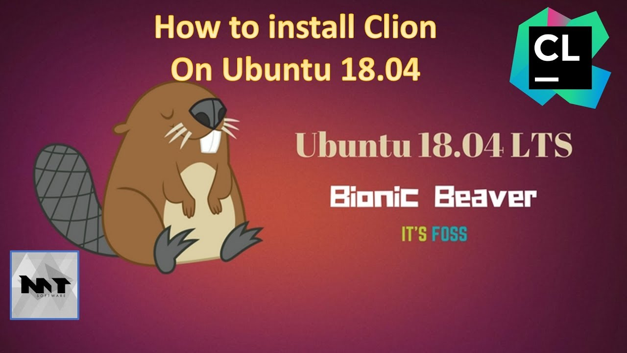 How to install Clion on Ubuntu 18 04