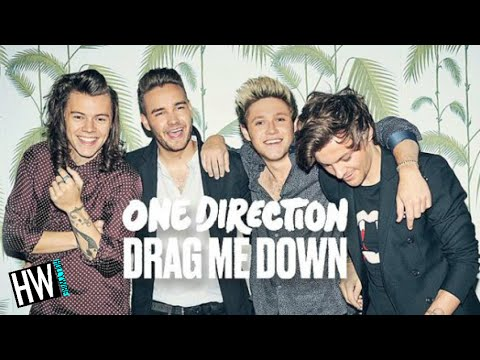 One Direction's New Single 'Drag Me Down' Breaking Records! (LISTEN)
