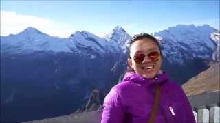 Shuhail+Irni Travel; Switzerland & Italy