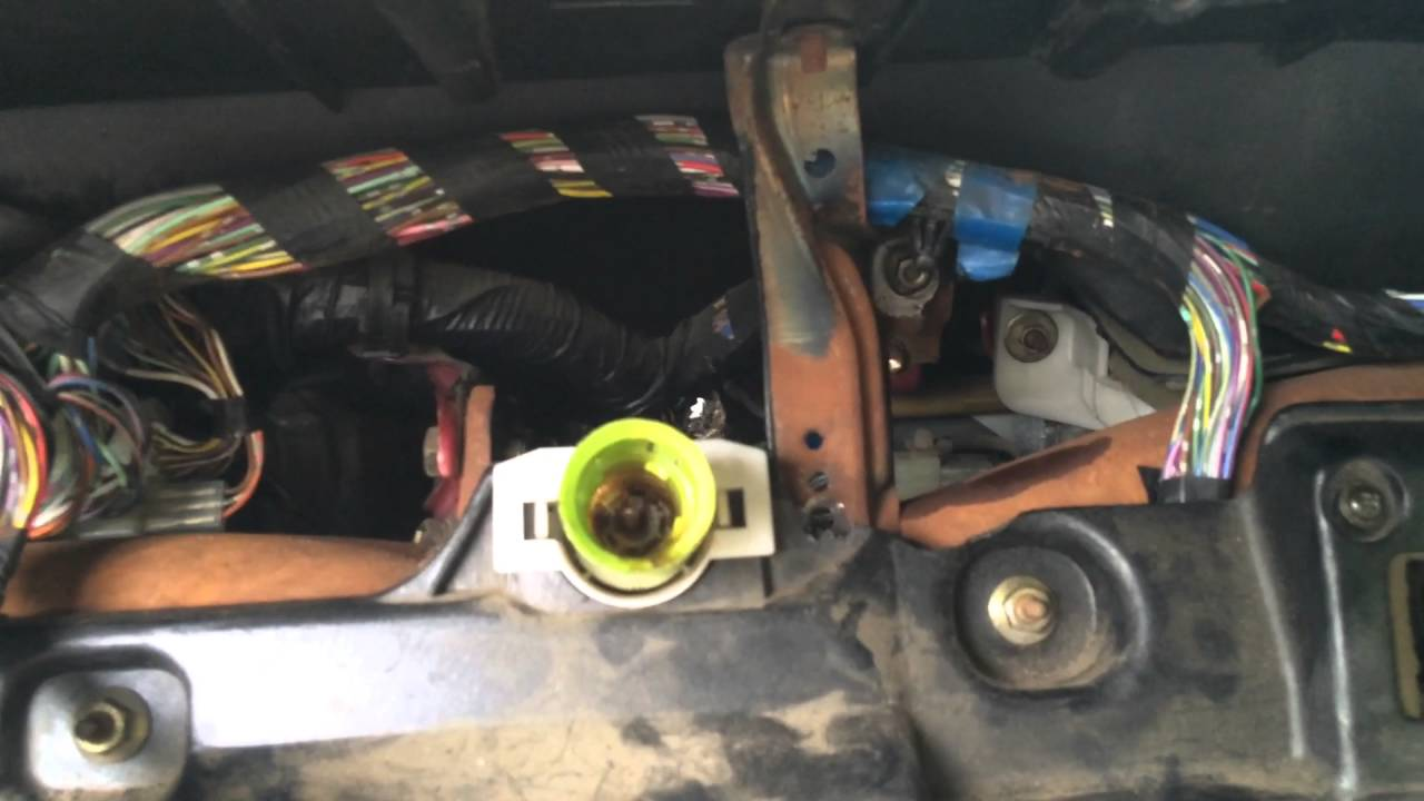 small resolution of toyota supra dash removal