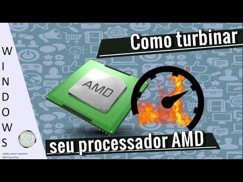 Como turbinar seu processador AMD (Overclock)