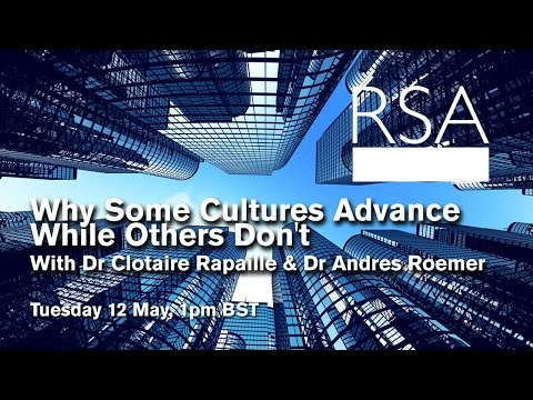 RSA Replay: Why Some Cultures Advance While Others Don't