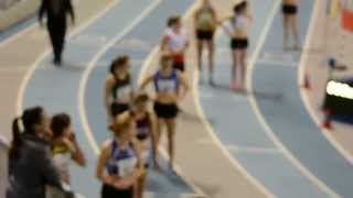 Cassandre Evans - 800m - 2'47