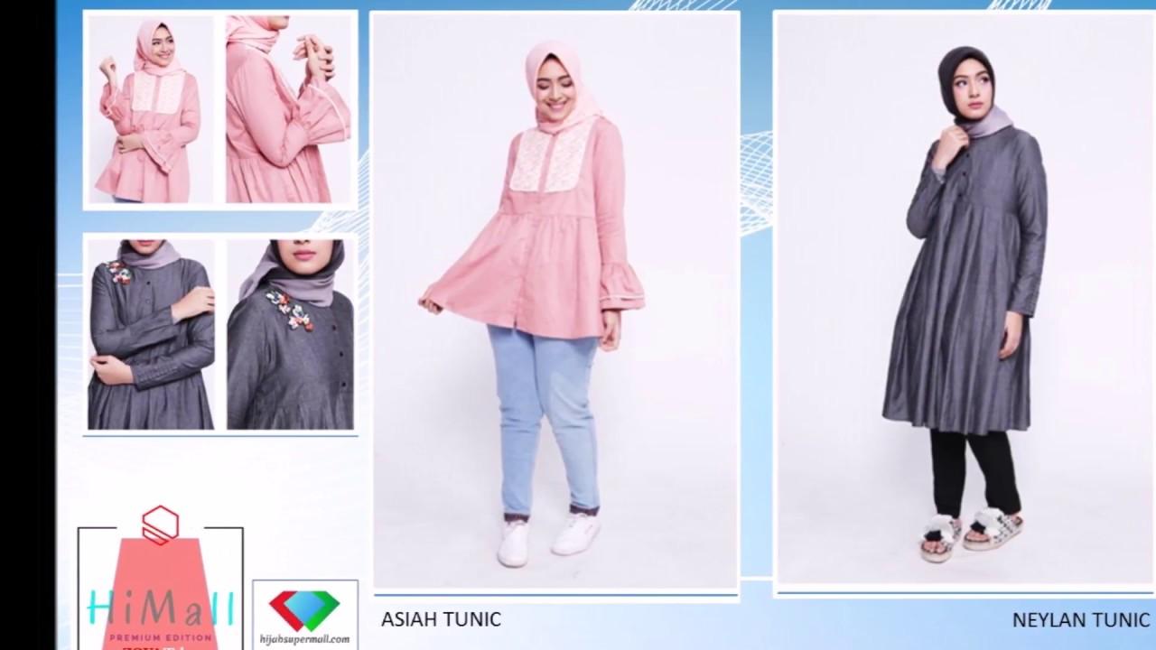 Trend Busana Muslim 2018 Fatin for ZOYA - YouTube f317e26178