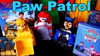 PAW PATROL DEUTSCH Folgen Spielzeug Unboxing Toys Marshall Chase Rubbel Paw Patrol Nickelodeon