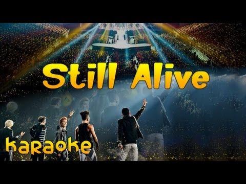 BIGBANG - Still Alive [karaoke]