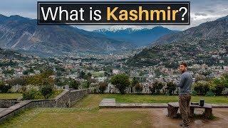 What is KASHMIR? (India vs Pakistan vs China)
