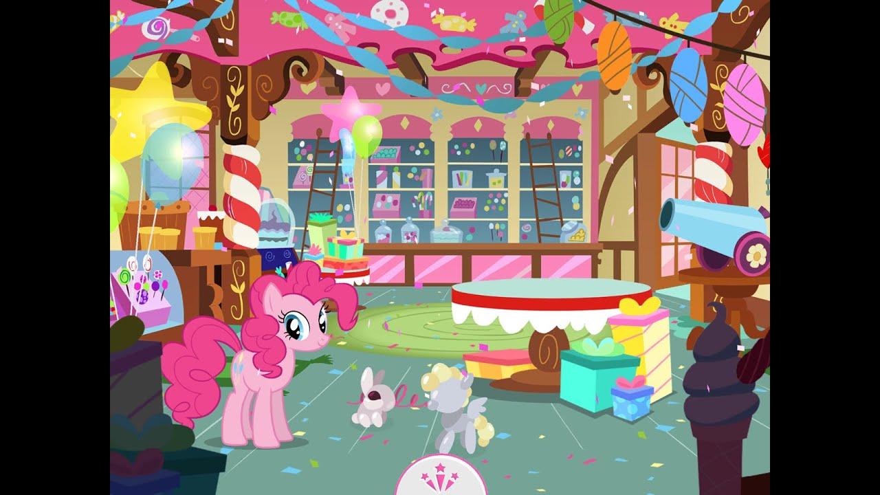 My Little Pony Pinkie Pie Game